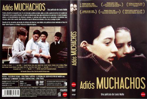 Adios Muchachos - dvd