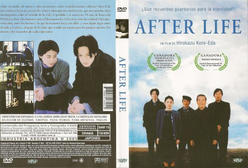 After Life 1998 - dvd