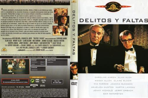 Delitos Y Faltas - dvd