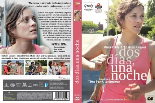 Dos Dias Una Noche - dvd