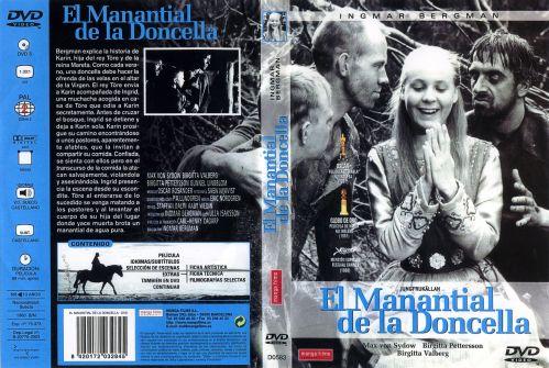 El Manantial De La Doncella - dvd