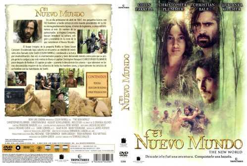 El Nuevo Mundo - dvd