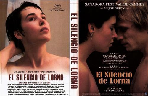 El Silencio De Lorna - dvd