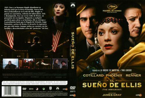 El Sueno De Ellis - dvd