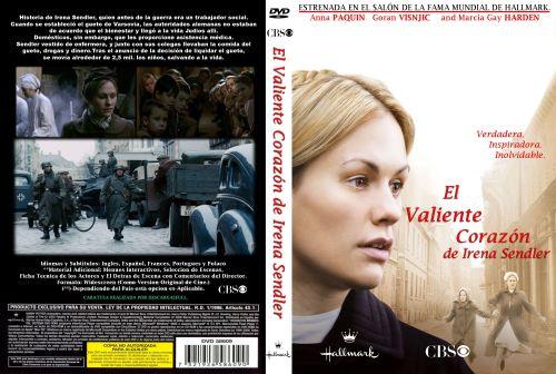 El Valiente Corazon De Irena Sendler - dvd