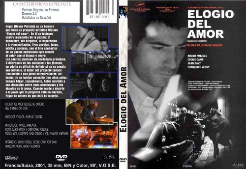 Elogio Del Amor  - dvd