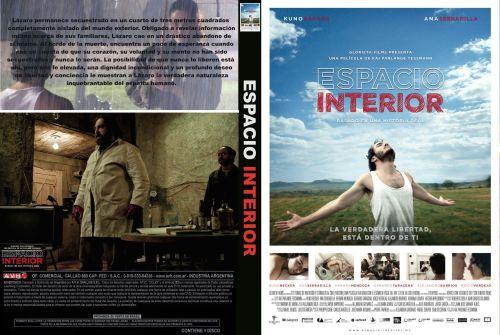 Espacio Interior - dvd
