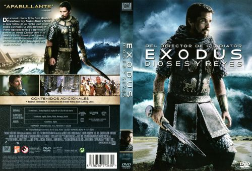 Exodus Dioses Y Reyes - dvd