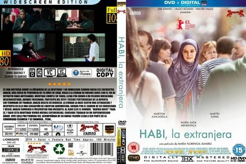 habi , la extranjera dvd