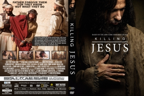 killing jesus dvd