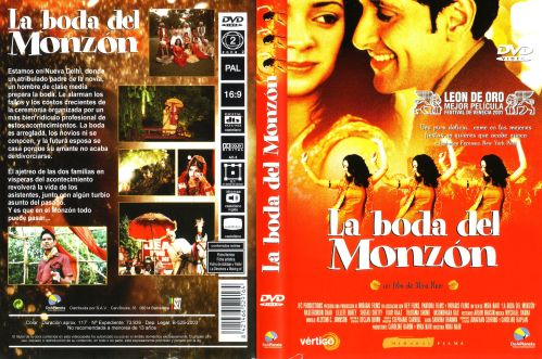 La Boda Del Monzon - dvd