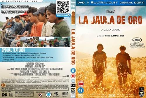 LA JAULA DE ORO dvd