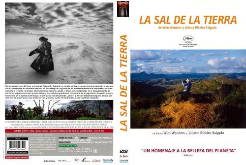 La sal de la tierra dvd