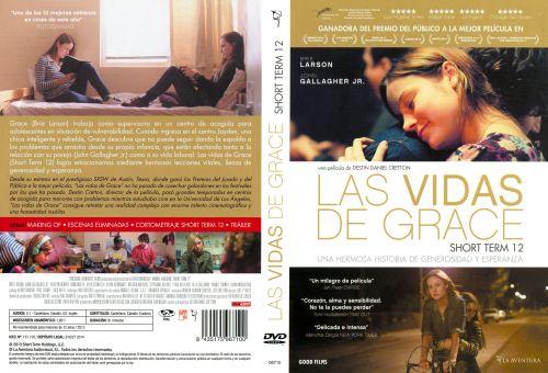 Las Vidas De Grace - dvd