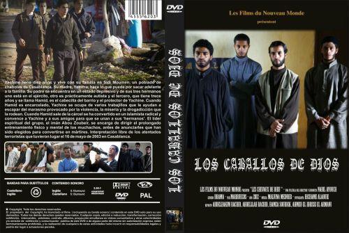 Los Caballos De Dios - dvd