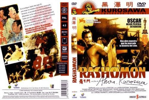 Rashomon-Caratula