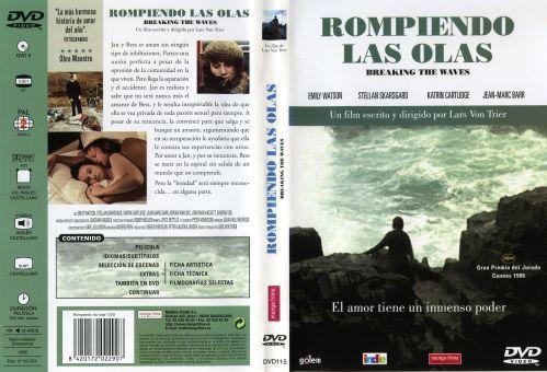 Rompiendo Las Olas - dvd
